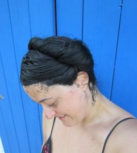 Henna recortada