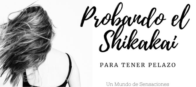 Sigo con mis mejunjes caseros y naturales: El Shikakai