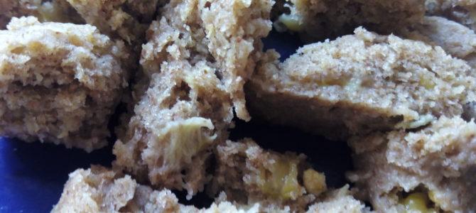 Desayuno Saludable: Mugcake de plátano