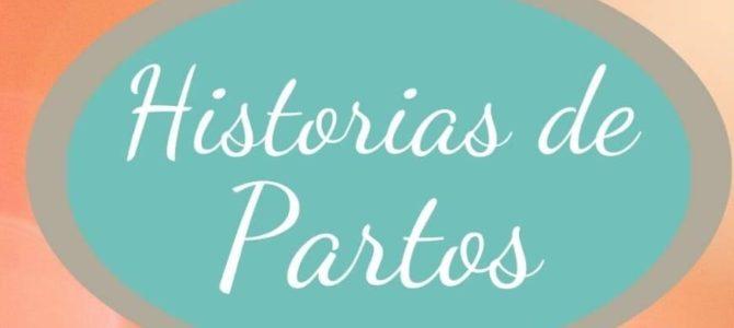 Historias de Partos, un espacio maravilloso para compartir experiencias, de Ana Jato.